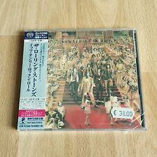 The Rolling Stones - It's Only Rock'n'Roll Japon SHM SACD