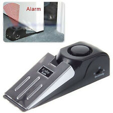 Hot Safety Wedge And Security Door Stop Easy Alarm High Quality