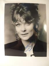 LARGE GENUINE SAMANTHA BOND (BOND ACTRESS) HAND SIGNED PHOTO-UACC