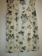 Lace butterfly Size 14 top