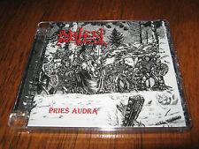 """OBTEST """"Pries Audra"""" CD   enslaved arckanum taake"""