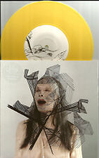 ANTONY AND THE JOHNSONS Epilepsy is Dancing w/ UNRELEASED YELLOW UK 7 INCH Vinyl