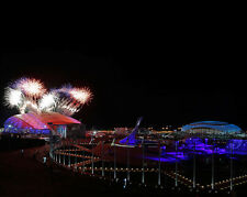 2014 Winter Olympics Sochi OPENING CEREMONY Glossy 8x10 Photo Print Poster