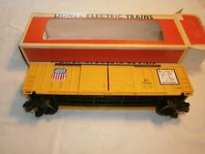 ** new Lionel 6-17208 Union Pacific  Double D Box Car  **  / FREIGHT 0 Scale