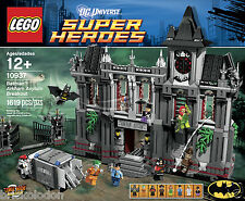 LEGO Batman Arkham Asylum Breakout 10937 Super Heroes DC Universe New Sealed Set