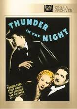 Thunder In The Night, New DVD, Cavanagh, Paul, Lowe, Edmund,