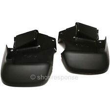 OEM Honda 2002-2006 Acura RSX Rear Splash Guards Mud Flaps with Hardware Genuine