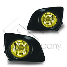For 2009-2012 Venza Fog Lights w/Wiring Kit and Wiring Instructions - Yellow