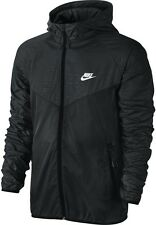 Nike Windrunner Run Sunset Printed Size Small - Black (612873 010) BNWT