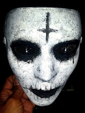 The Purge Anarchy Inspired Halloween Costume Hand Painted Mask LED Light Up Eyes
