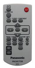 PANASONIC PT-LX26E Original Remote Control
