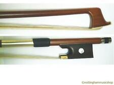 NEW 3/4 SIZE BOW FOR VIOLIN STRINGS REAL HORSE HAIR
