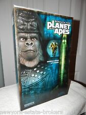 "Sideshow Exclusive Planet of the Apes General Ursus 12"" Figure POTA FREE SHIP NB"