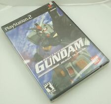 Sony Playstation 2 PS2 - Mobile Suit Gundam Journey to Jaburo New Factory Sealed