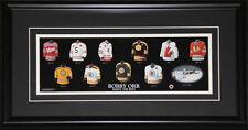 Bobby Orr Jersey Evolution frame