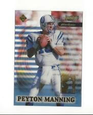 1999 Collector's Edge Supreme Markers #M4 Peyton Manning Colts /5000