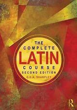 The Complete Latin Course by G. D. A. Sharpley (2014, Paperback, Revised, New...