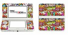 Graffiti Vinyl Skin Sticker for Nintendo 3DS XL (with C Stick) 3dsxl4