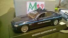 Maserati Quattroporte (Polizia Penitenziaria) 1:43