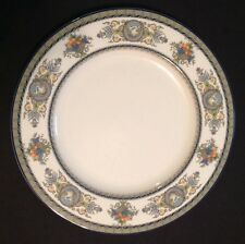 Mikasa Ultima China Victorian Crest Chop Plate Round Buffet Platter Discontinued