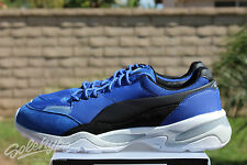 PUMA MCQ TECH RUNNER LO BLUE SZ 8 SURF THE WEB ALEXANDER MCQUEEN 359499 01