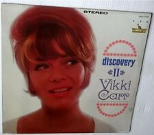 VIKKI CARR Discovery vol.II SEALED US Stereo Liberty LST-7383 Bob Florence arr.