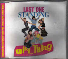 Girl thing-Last one standing cd maxi single incl video