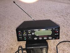 Uniden BC350C Bearcat NASCAR 800MHz with external speaker. Police. Fire. EMS.
