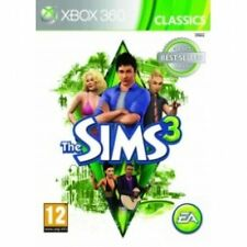 The Sims 3 Game (Classics) XBOX 360 Brand New
