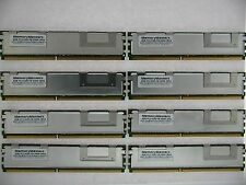 32GB (8x4GB) PC2-5300 ECC FB-DIMM SERVER MEMORY RAM for Dell PowerEdge 2950 III