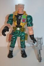 002 Small Soldiers Talking Chip Hazard figure with electronic sounds & lights