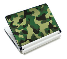 "Camo14"" 15"" 15.6"" LAPTOP NOTEBOOK SKIN STICKER COVER For HP TOSHIBA ACER DELL"