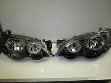 Ford Falcon BA BF XR6 XR8 Black Angel Eye Altezza HeadLights Pair Brand New