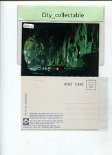 MP024 # MALAYSIA MINT PICTURE POST CARD G.W 126 * BATU CAVES DARK CAVE ENTRANCE