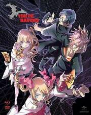 Tokyo Ravens: Season 1 - Part 1 (Blu-ray/DVD, NEW, 2015, 4-Disc, 12 Episodes)
