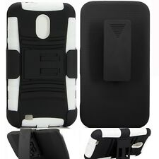 Samsung Galaxy S2 II D710 R70 Epic Touch 4G Belt Clip Holster Stand Case Cover