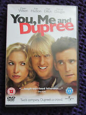 You, Me And Dupree [DVD] - Used,Very Good Hilarious comedy film disc perfect