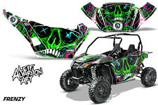 AMR Racing Arctic Cat Wildcat Limited 700 Graphic Kit Decal Sticker Wrap FRENZY