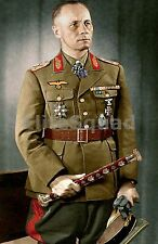 WW2 Picture Photo Erwin Rommel the most famous German field marshall of WWII 778