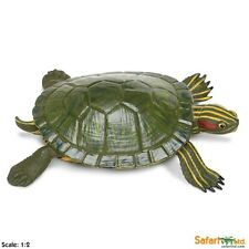 RED-EARED SLIDER TURTLE by Safari Ltd/toy/replica/269529