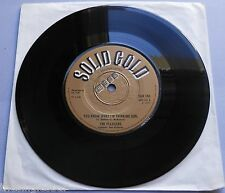 The Pleasers - You Know What I'm Thinking Girl UK 1977 Solid Gold 7""