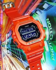 CASIO G-SHOCK GX-56-4 FIRE KING,NIB RARE VINTAGE - NEW + TAG!! LAST TIME ON SELL