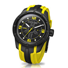 Yellow Swiss Sport Watch Wryst Ultimate ES40 Limited Edition of 99pcs Black DLC