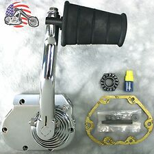 Ultima 6 5 Speed Transmission Kicker Conversion Kit Kick Starter Start Harley
