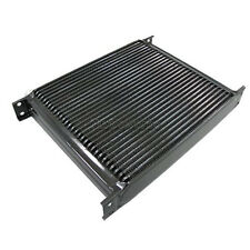 Universal 30 Row 10 AN AN10 Black Engine Transmission Power Steering Oil Cooler