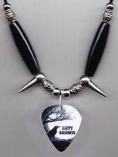 Happy Halloween Guitar Pick Necklace #2