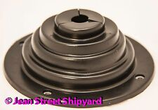 4 inch Marine Vinyl Boat Motorwell Rigging Cable Boot Hole Shifter Cable Cover