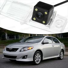CCD Car Camera Rear View Reverse Backup Parking for Toyota Corolla Sedan 09-13