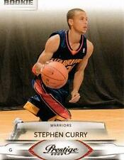 2009 - 2010 Panini Prestige Stephen Curry Golden State Warriors #157 Basketball…