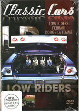 Classic Cars -Low Riders Ferrari Dodge -Top DVD für USA Autofans & Liebhaber NEU